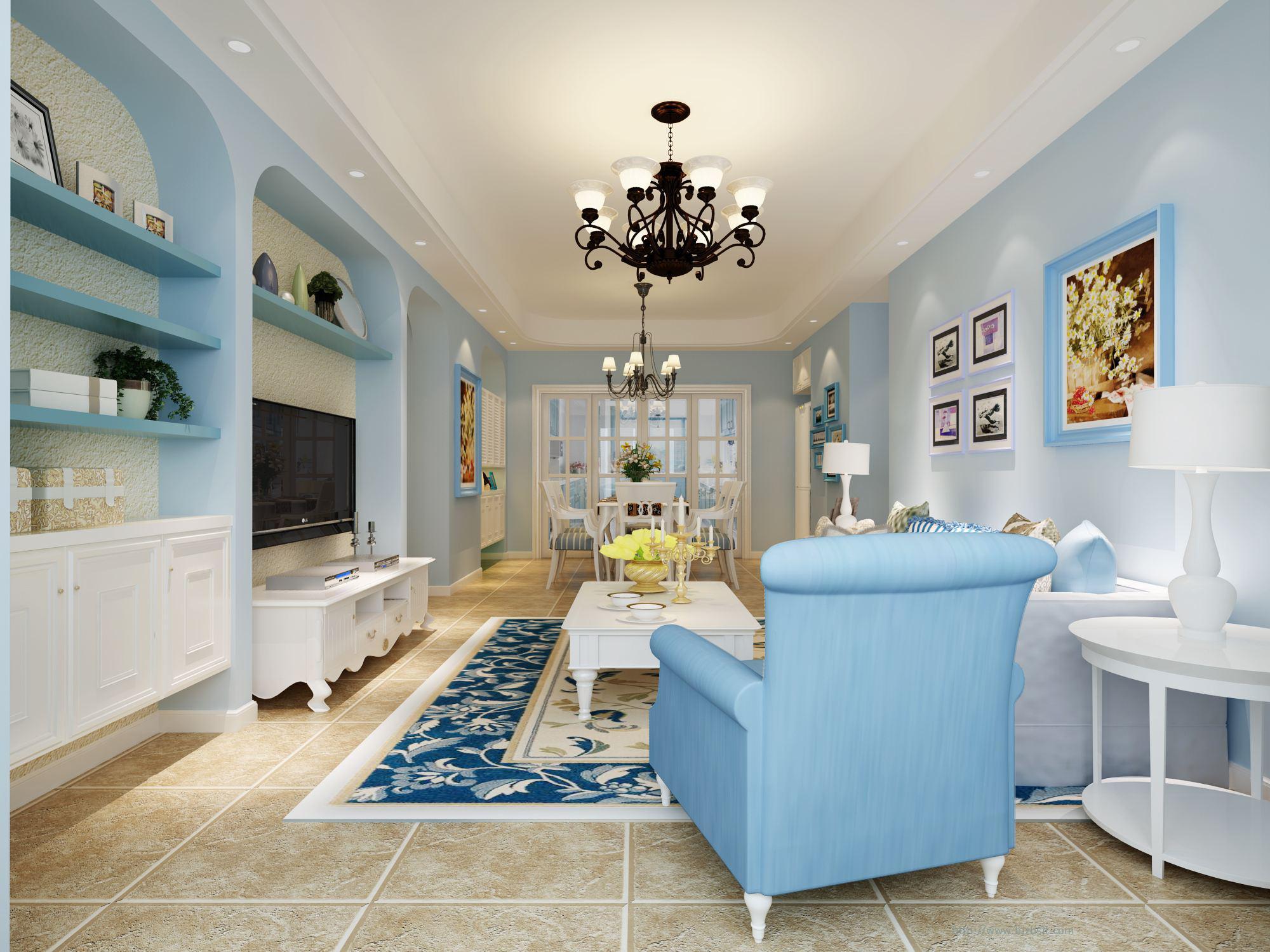 客厅面积小该如何装修显得大气