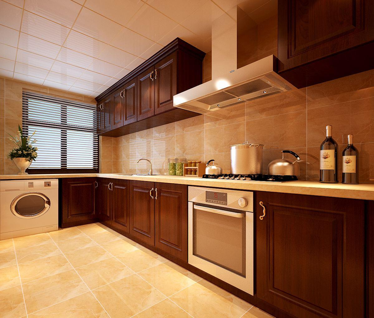 厨房施工的三大注意事项